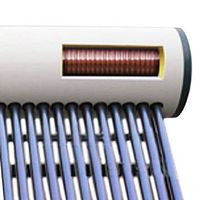 solar water heater-thermo-siphon-united unpressurized