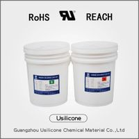 silicone potting compound with heat-sinking