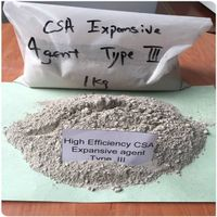 concrete cement mortar admixture expansive agent CSA expansive agent