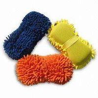 car cleaning sponge/beautiful sponge