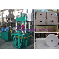 animal licking salt block pressing machine