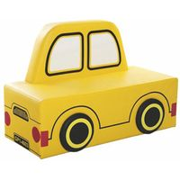 Softplay Equipment Kids Sofa Car Shape Kids Soft Play Set Indoor Playground thumbnail image