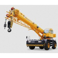35ton rough terrain crane