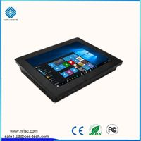 15 Inch HD Capacitive Easy Touch LCD Industrial Tablet PC