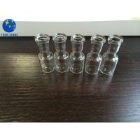 Pharmaceutical 7ml dual chamber glass vial made of 5.0 USP TYPE I neutral borosilciate glass tube