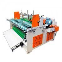 Semi-automatic Folder Gluer machine (Press model) thumbnail image