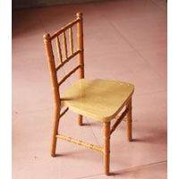 Wood Children Chair