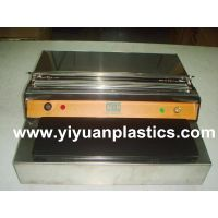 Stainless Steel Cling Film Tray Wrapping Sealer