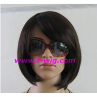 KANEKALON wig/Fashion wig/Short straight Wig/ BOBO wig FW300