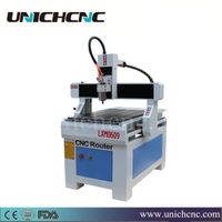 advertising cnc router machine 600900mm