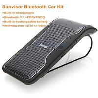 Bluetooth car kit/sunvisor bluetooth speaker phone/bluetooth handsfree thumbnail image