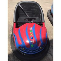 sanchuan high quality floor bumper car, amusement ride golden bumper car