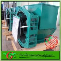 Burshless alternator generator power from 5Kw to 800Kw