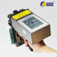CYCJET Portable Jet Printer for Steel Tube Hand Marking