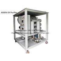 PLC Automatically type Transformer Oil Degassing Machine,Insulating Oil Purifier Machine thumbnail image