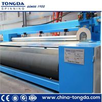 winding machine with cutter