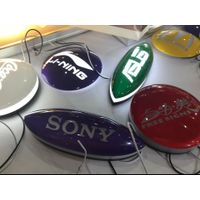 china wholesale advertising dream garage custom logo Neon light signs for car