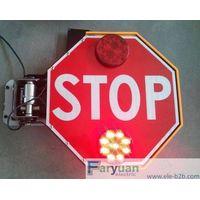 School bus stop arm, USA Canada School bus stop arms