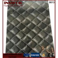 leather look hot stamping foil for pvc panel