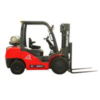 SINOLIFT CPQ(D) and CPY(D) gasoline and LPG forklift