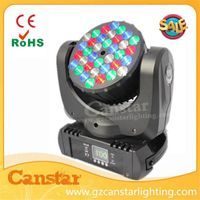 CANSTAR led beam moving head light 36x3w RGBW thumbnail image