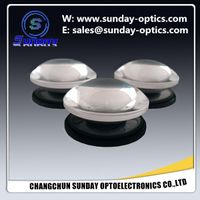 Optical CaF2 Spherical Lenses, Convex lens,concave lens, meniscus lens