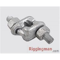 U.S TYPE DROP FORGED FIST GRIP CLIP Rigging Hardware