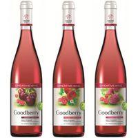 Berry Wine (Cranberry/Cherry)