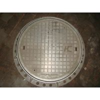 Round Manhole Cover for Spain market