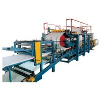 Sandwich Panel Roll Forming Machine