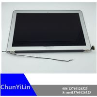 """Original New LED Screen Display Full Complete Assembly 2010 2011 2012 Year for Macbook Air 13"""" A1466"""