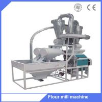 Roller type 6F2235 small flour milling machine