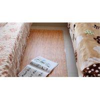 EVA puzzle mat with wood grain pattern thumbnail image