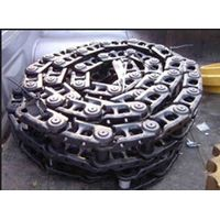 Komatsu excavator PC60-6 undercarriage track link 135MA-42000 in stock thumbnail image