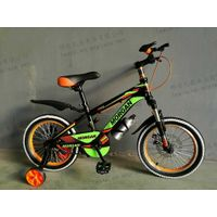 Professional China Export easy rider kids bike / safety bike for children with four wheel