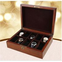 personalized luxury lacquered wood watch boxes thumbnail image