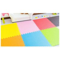 Cheap sports joint floor EVA mat, taekwondo mat