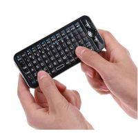 Mini Air Mouse And Keyboard With IR Remote thumbnail image