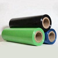 High strength crossed laminated HDPE film
