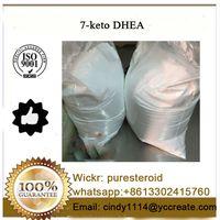 Dehydroepiandrosterone Acetate For Male Sexual Prohormone Steroids Androgenic DHEA Acetate White Pow