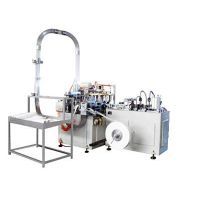 Automatic Mid-speed Paper Cup Forming Machine thumbnail image
