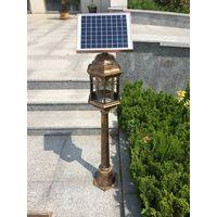 solar electronic mosquito repellent