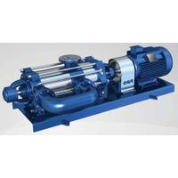 self balance multistage centrifugal pump DP series