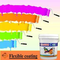 Flexible coating