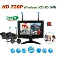 wireless DVR camera system