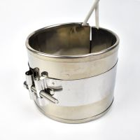 8876Mm Stainless Steel Drum Heater 240V 1000W Mica Insulated Electric Band Heater thumbnail image