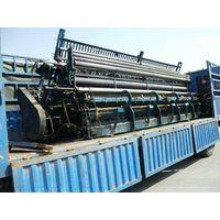 Chinese fishing nets machines,second hand nets machine for sale