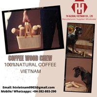 coffee tree stick for dog