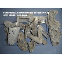 Shredded Autoparts Scrap thumbnail image