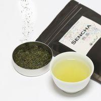 Sencha organic tea leaf, net 1kg thumbnail image